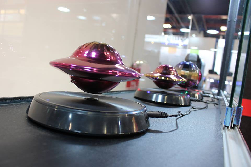 UFO Levitating Bluetooth Speaker