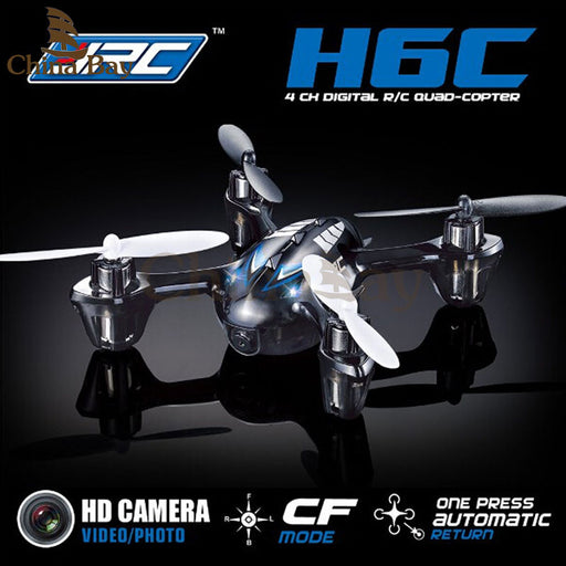 Mini Drone With Camera H6c Micro Quadcopter With Camera - ManSeeManWant