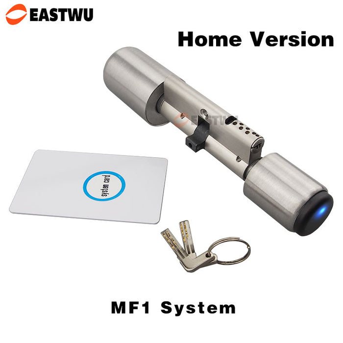 Electronic Cylinder Door Lock Smart Card - ManSeeManWant