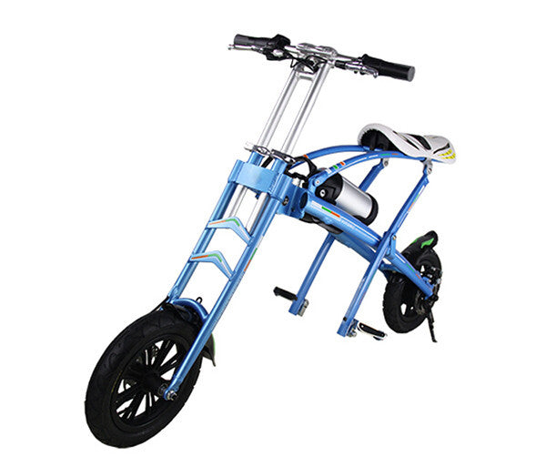 Folding Electric scooter CKW3-1 12'' Alloy - ManSeeManWant