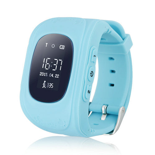Smart Children Wristwatch GPS & Sleep Tracker - ManSeeManWant