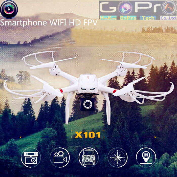 Profession Drone MJX X101 Quadcopter