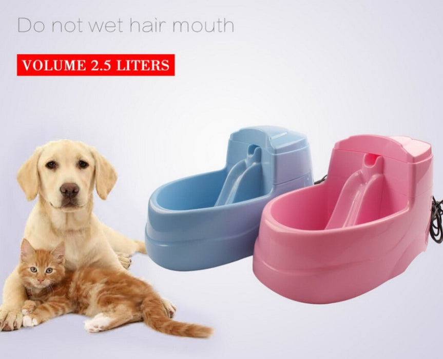 Dog Automatic Water Feeders Pet - ManSeeManWant
