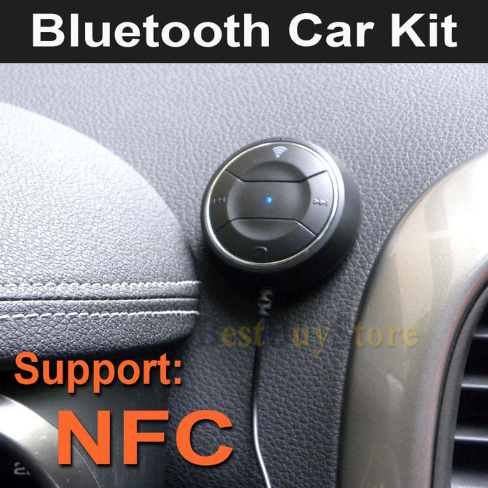 Bluetooth 4.0 Handsfree Car Kit - ManSeeManWant