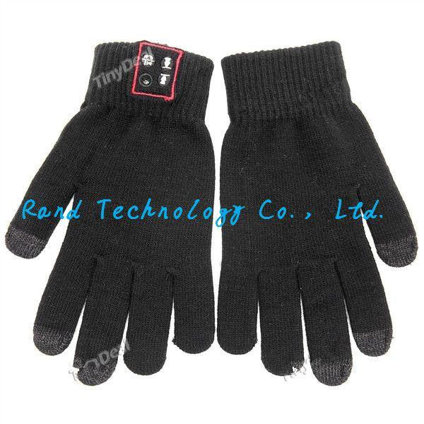 hi call Bluetooth phone bluetooth touch screen gloves - ManSeeManWant
