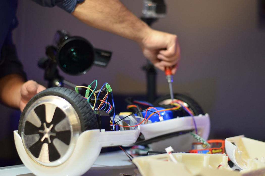 Hoverboard Repair Services and Parts