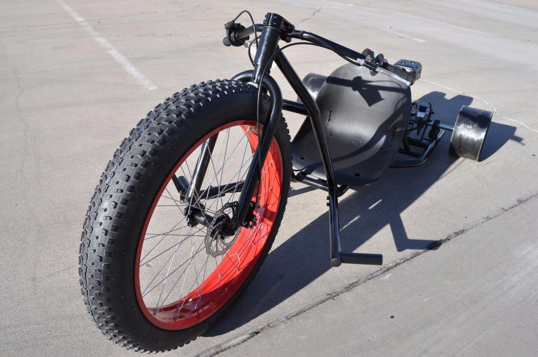 THE 3 EYED BEAST DRIFT TRIKE Motorized - ManSeeManWant