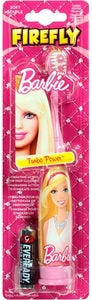 Dr. Fresh Firefly Barbie Turbo Power Battery-Operated Toothbrush
