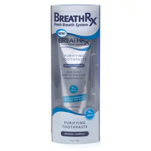 BreathRx Purifying Toothpaste