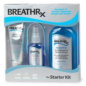 BreathRX Small Starter Kit