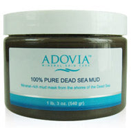 Pure Dead Sea Mud Jar