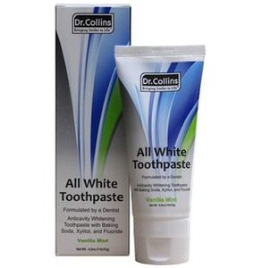 Dr.Collins All White Whitening Toothpaste