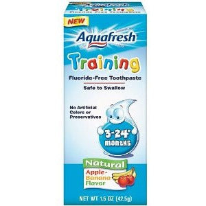Aquafresh Training Toothbrush