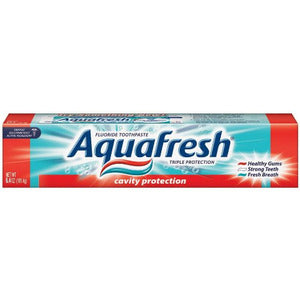 Aquafresh Triple Cavity Protection Toothpaste