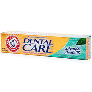 Arm & Hammer Dental Care Advance Cleaning Fluoride Toothpaste