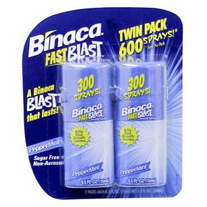 Binaca Fast Blast Breath Spray