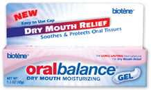 Biotene Oralbalance Mouth Moisturizing Gel