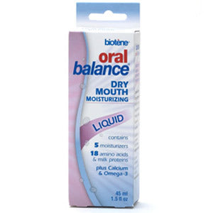 Biotene Oral Balance Dry Mouth Moisturizing Liquid