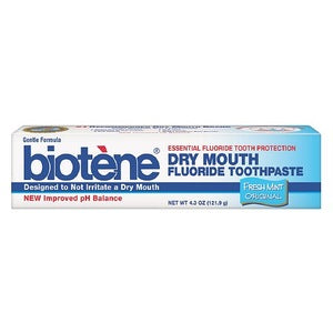 Biotene Antibacterial Dry Mouth Toothpaste