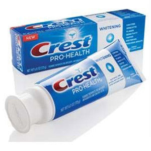 Crest Pro Health Whitening Toothpaste Product Review Dentist Net