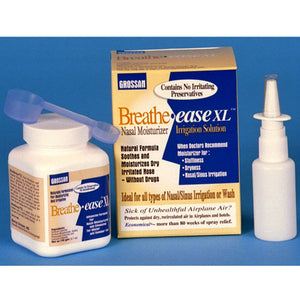 Breathe Ease XL Moisturizing Irrigation Solution