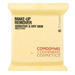 Comodynes Make Up Removal Towelettes