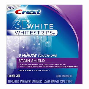 Crest 3D White Whitestrips 5 Minute Touch-Ups