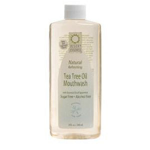 Desert Essence Tea Tree Oil Mouthwash