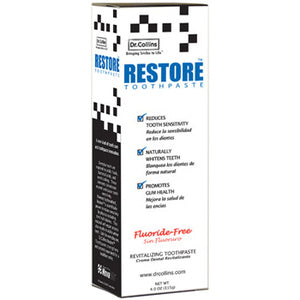 Dr.Collins Restore Toothpaste