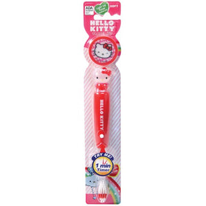 Dr. Fresh Hello Kitty Timer Toothbrush