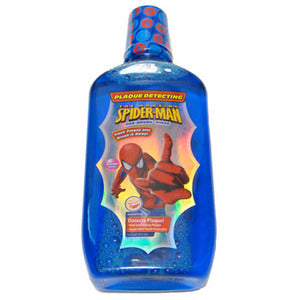 Dr. Fresh Spiderman Plaque Detecting Pre-brush Rinse