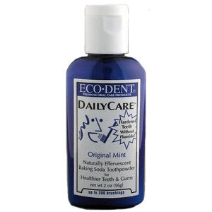 Eco dent dailycare tooth powder