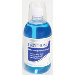 Elgydium Refreshing Mouthwash