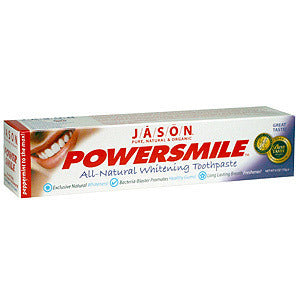 Jason Natural Oral Comfort Toothpaste For Sensitive Teeth