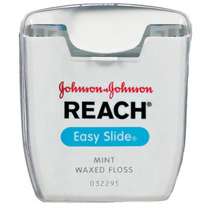 REACH Easy Slide Waxed Floss