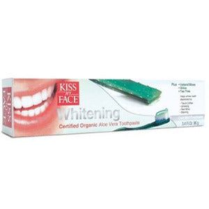 Kiss My Face Whitening Toothpaste