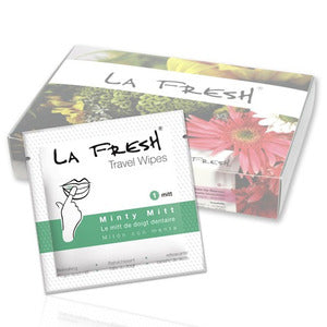 La Fresh Dental Finger Mitts
