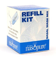 Nasopure Natural Nasal Wash System Refill Kit
