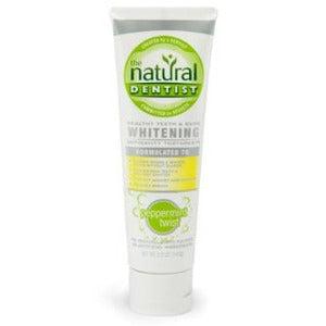Natural Dentist Healthy Teeth Whitening Plus Toothpaste