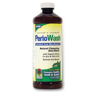 Nature's Answer PerioWash Mouthwash