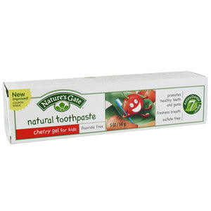 Nature's Gate Natural Gel Toothpaste