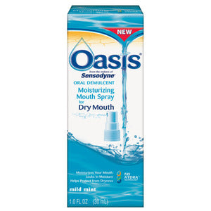 Oasis Moisturizing Mouth Spray