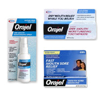 Orajel Dry Mouth Kit