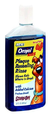 Orajel Antiseptic Mouth Sore Rinse