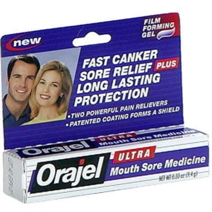 Orajel Dry Mouth Moisturizing Gel