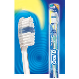 Oral-B Indicator Compact Toothbrush