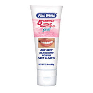 Plus White 5 Minute Premier Speed Whitening Gel