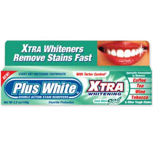 Plus White Coffee Drinkers Toothpaste
