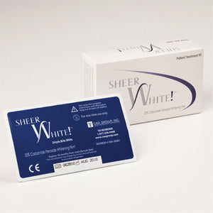 Sheer-white-whitening-films