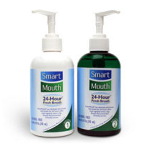 SmartMouth Advanced Clinical Formula Activated On-The-Go Mouthwash Packets